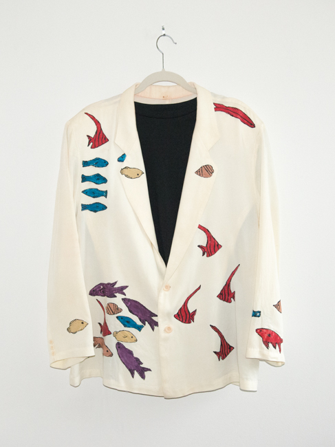 Acquarium Jacket Front
